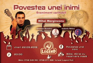 stand-up comedy, margineanu